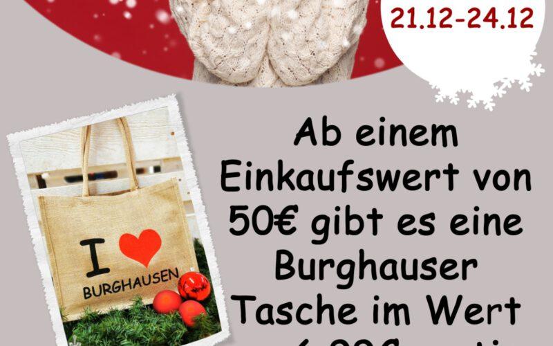 Burghauser Tasche Im Wert Von 6,99 €