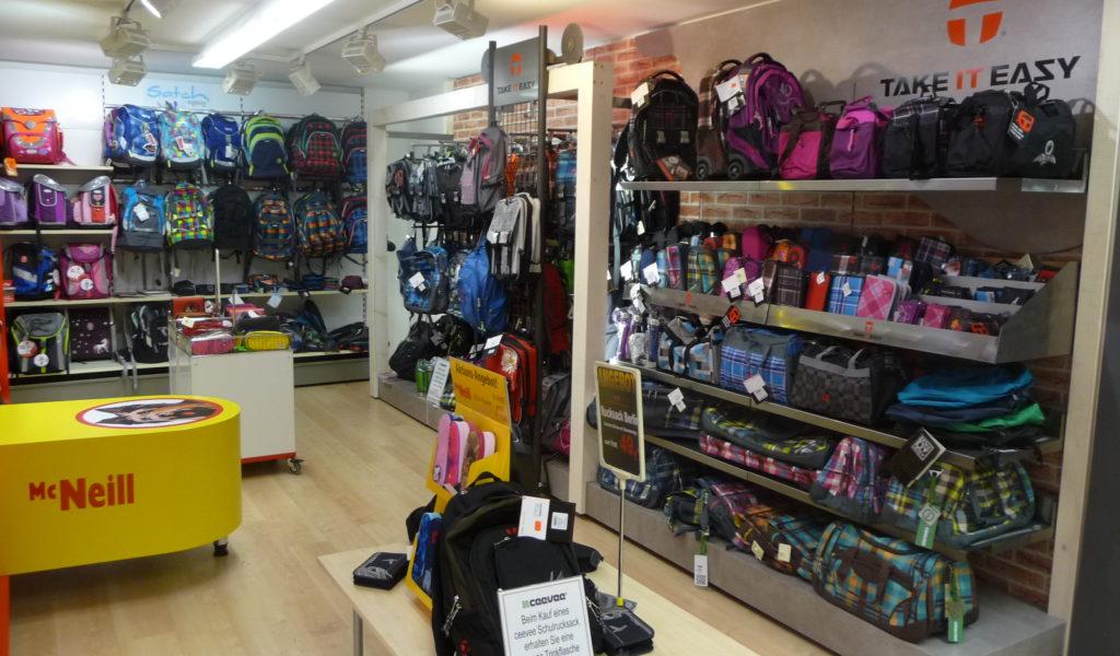 Schultaschen Shop