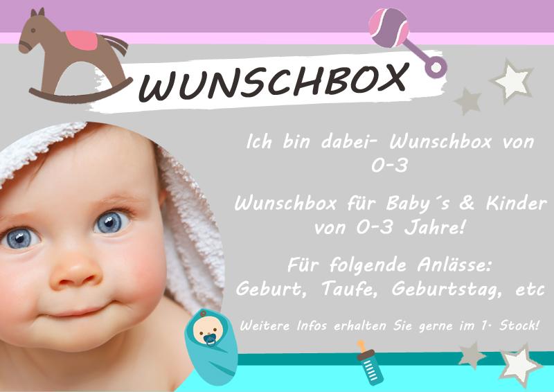 Wunschbox Von 0-3 Jahren